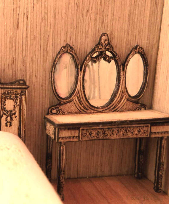 French Country Dressing Table LC033