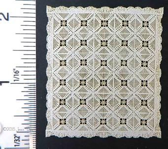 LL Centerpiece Crochet Squares Style LL127
