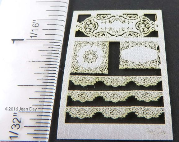 French Country Centerpiece Lace Set LQ067