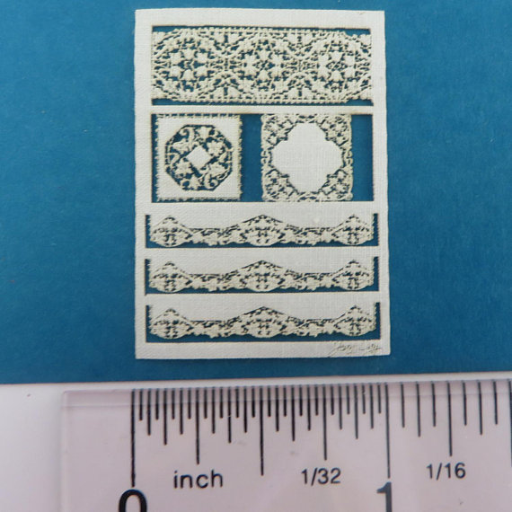 French Bluebells Runner and Edgings Kit LQ083